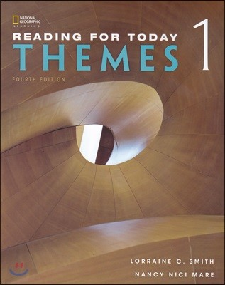 Reading for Today 1 : Themes, 4/E (Student Book with MP3 CD)