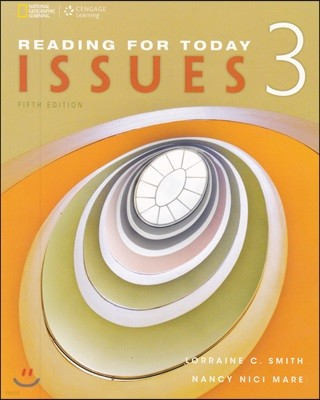 Reading for Today 3 : Issues, 5/E (Student Book with MP3 CD)
