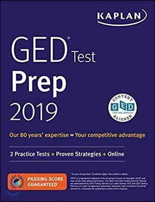GED Test Prep 2019