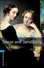 Oxford Bookworms Library 5 : Sense and Sensibility (New Art Work)