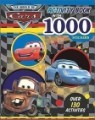 Disney Cars : Activity Book With 1000 Stickers
