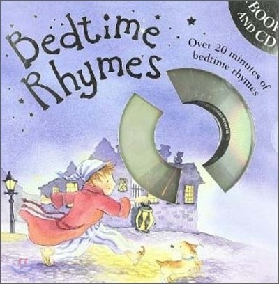 Bed Time Rhymes (Book & CD)