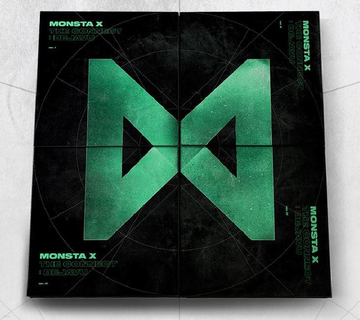 몬스타엑스 (MONSTA X) - THE CONNECT : DEJAVU [SET]