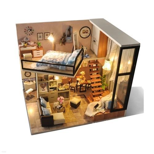 [adico] DIY 미니어처 하우스 - 슈페리어 하우스