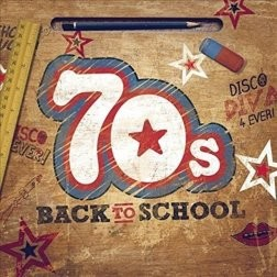 Various Artists - 70s Back To School (3CD)