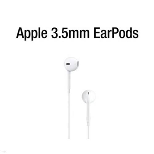 [Apple] 애플 정품 이어팟 (MNHF2FE/A, 벌크x)