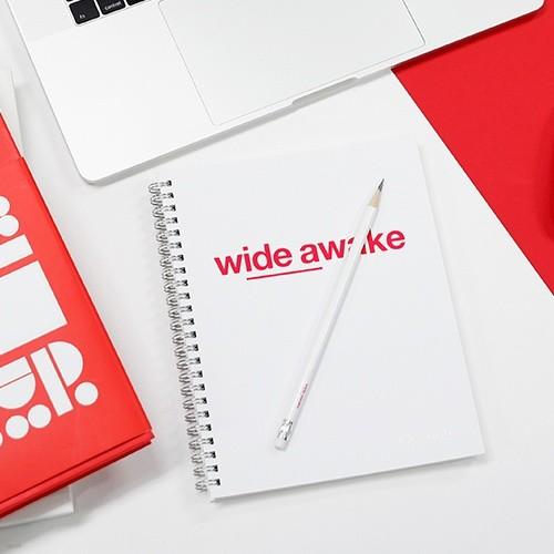 [출시기념 15%할인]와이더웨이크 아이디어 노트