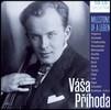 Vasa Prihoda 바샤 프리지호다의 예술 - 10CD 컬렉션 (Milestones Of A Legend)