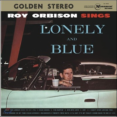 Roy Orbison (로이 오비슨) - Lonely And Blue [LP]