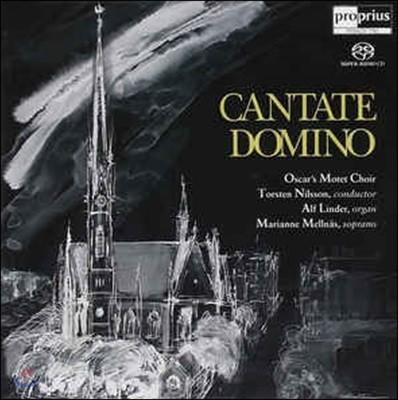 Torsten Nilsson 칸타테 도미노 (Cantate Domino)