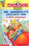 Monopoly Junior: Mr. Monopoly's Amusement Park: A Math Adventure