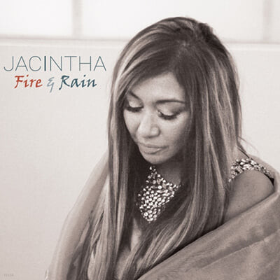 Jacintha (야신타) - Fire & Rain / James Taylor Tribute 제임스 타일러 헌정 앨범 [2 LP]
