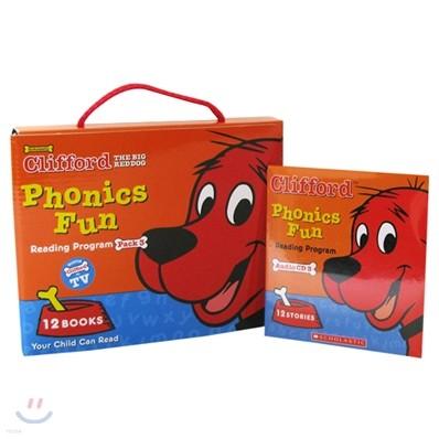 Clifford's Phonics Fun Box Set #3