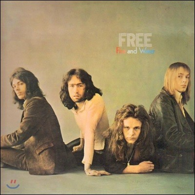 Free - Fire and Water 프리 3집 [LP]