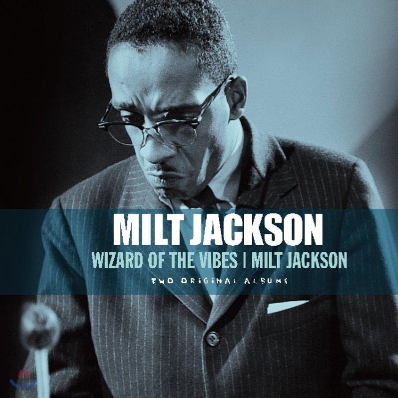 Milt Jackson (밀트 잭슨) - Wizard of the Vibes / Milt Jackson [LP]