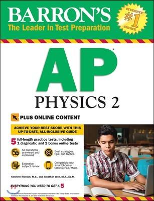 Barron's AP Physics 2