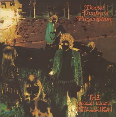 The Aynsley Dunbar Retaliation (에인슬리 던바 리탤리에이션) - Doctor Dunbar's Prescription