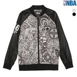 [NBA]CHI BULLS 소매 PU 스타디움 JUMPER(N152JP102P)