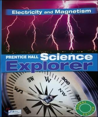 Prentice Hall Science Explorer Electricity & Magnetism : Student Book