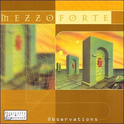 Mezzoforte (메조포르테) - Observations