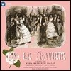 Maria Callas / Gabriele Santini 베르디: 라 트라비아타 [1953 스튜디오 녹음] (Verdi: La Traviata) [3 LP 박스 한정반]