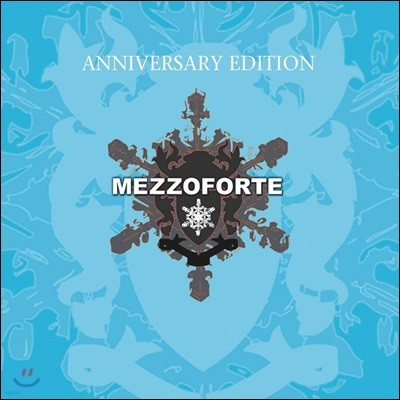 Mezzoforte (메조포르테) - Anniversary Edition [2 LP]