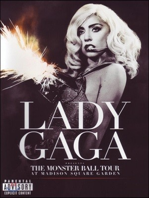 Lady Gaga - The Monster Ball Tour At Madison Square Garden 레이디 가가 2011년 뉴욕 공연 [DVD]