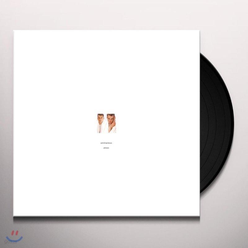 Pet Shop Boys (펫샵 보이즈) - Please [LP]