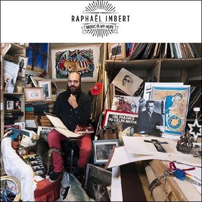 Raphael Imbert - Music Is My Hope 라파엘 잉베르 색소폰 연주집