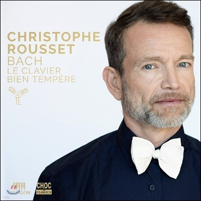 Christophe Rousset 바흐: 평균율 클라이버 곡집 전곡 BWV846-893 (J.S. Bach: The Well-Tempered Clavier)