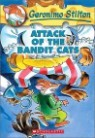 Geronimo Stilton #08 : Attack of the Bandits Cats
