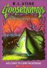 Original Goosebumps #9 : Welcome to Camp Nightmare