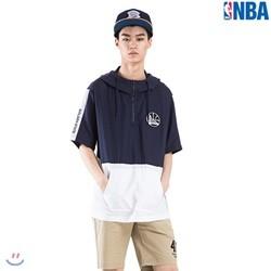 [NBA]GSW WARRIORS 절개배색아노락(N182JP040P)