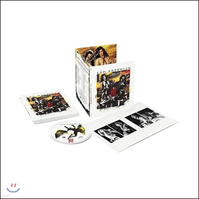 Led Zeppelin - How The West Was Won 레드 제플린 1972년 6월 라이브 [Blu-ray Audio]