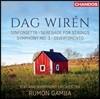 Rumon Gamba 다그 비렌: 신포니에타, 현을 위한 세레나데, 교향곡 3번 (Dag Wiren: Sinfonietta, Serenade for Strings, Symphony No. 3 & Divertimento)