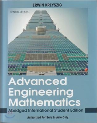 Advanced Engineering Mathematics, 10/E