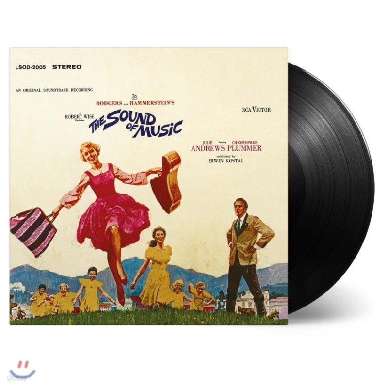 사운드 오브 뮤직 영화음악 (The Sound of Music OST by Richard Rodgers & Oscar Hammerstein) [LP]