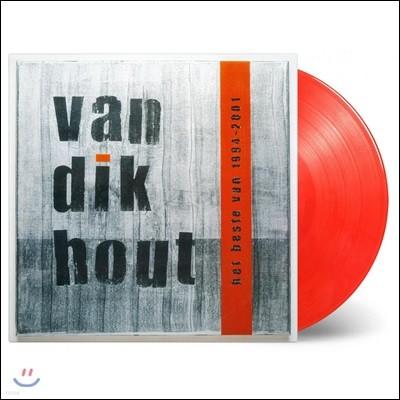 Van Dik Hout - Het Beste Van 1994-2001 [투명 & 진홍색 컬러 2LP]