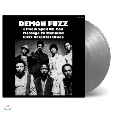 Demon Fuzz (데몬 퍼즈) - I Put A Spell On You [실버 컬러 LP]