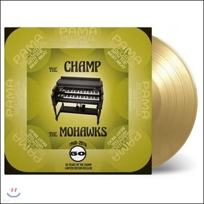 The Mohawks (모호크스) - The Champ [골드 컬러 7인치 LP]