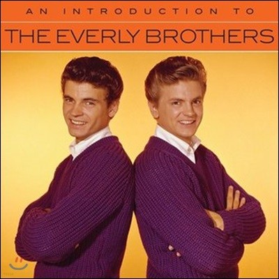 The Everly Brothers - An Introduction To 애벌리 브라더스 베스트