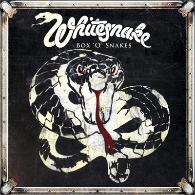 Whitesnake - Box 'O' Snakes: The Sunburst Years 1978-1982 (1회 한정 수입반)