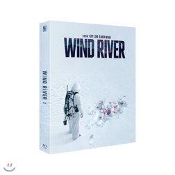 윈드 리버 : 풀슬립 스틸북 한정판(2DISC) 블루레이