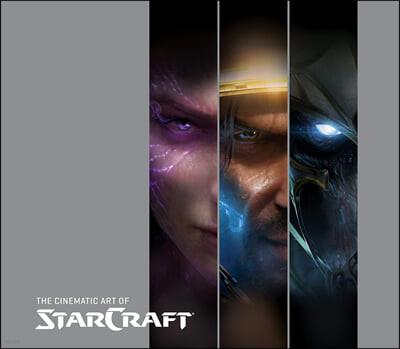 Cinematic Art of StarCraft : 스타크래프트 시네마틱 공식 컨셉 아트북