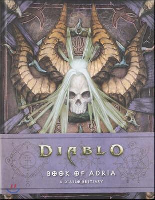 Book of Adria : A Diablo Bestiary 아드리아의 기록 : 디아블로 동물사전