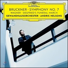 Andris Nelsons 브루크너: 교향곡 7번 - 안드리스 넬손스 (Bruckner: Symphony No.7)