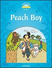 Classic Tales Level 1 : Peach Boy (Student Book Pack + Multi-ROM)