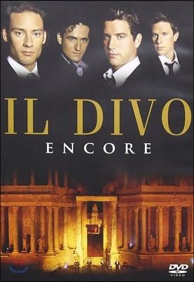 Il Divo - Encore 일 디보 스페인 라이브 [DVD]