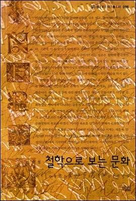 철학으로 보는 문화 - 살림지식총서 096