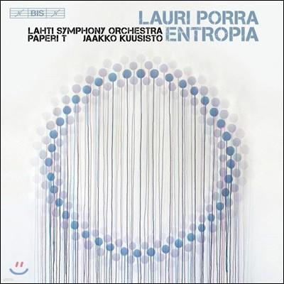 Jaakko Kuusisto 라우리 포라: 엔트로피아, 도미노 모음곡, 코흐타 (Lauri Porra: Entropia, Domino Suite & Kohta)